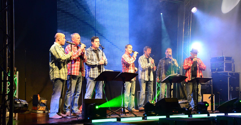 double 4 voices – A-Capella auf Woidviatlerisch!