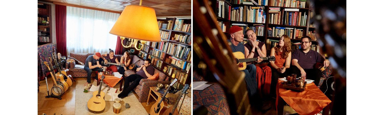 Marlyn & Stern – Vielfalt im Musikwohnzimmer