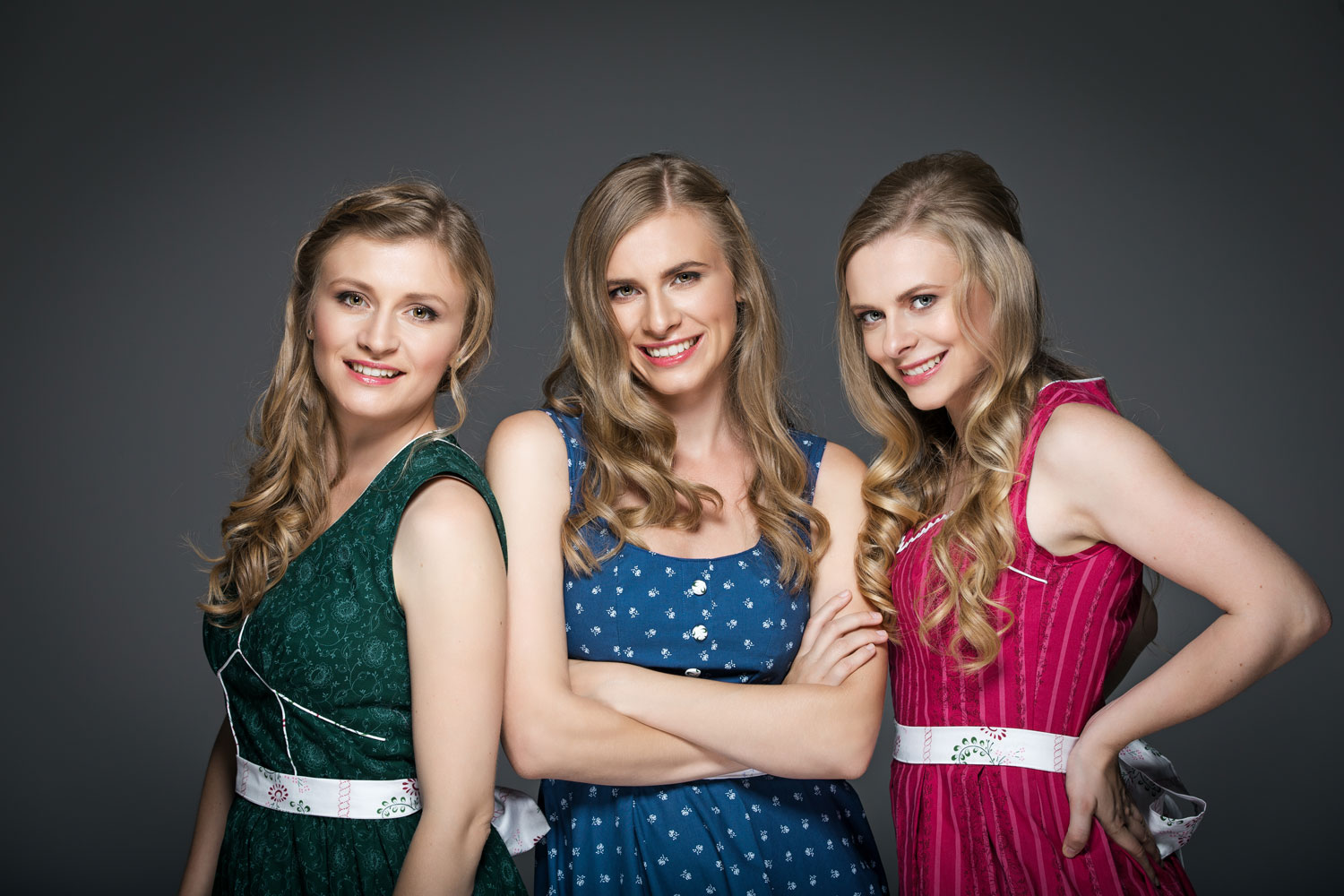Poxrucker Sisters & Band