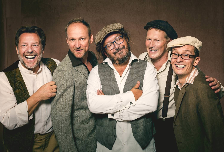 Jimmy Schlager & Band – a bissl komisch