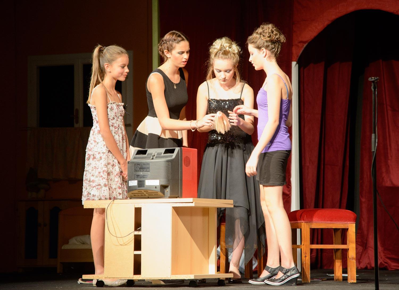 Kindertheater – Aschenputtel