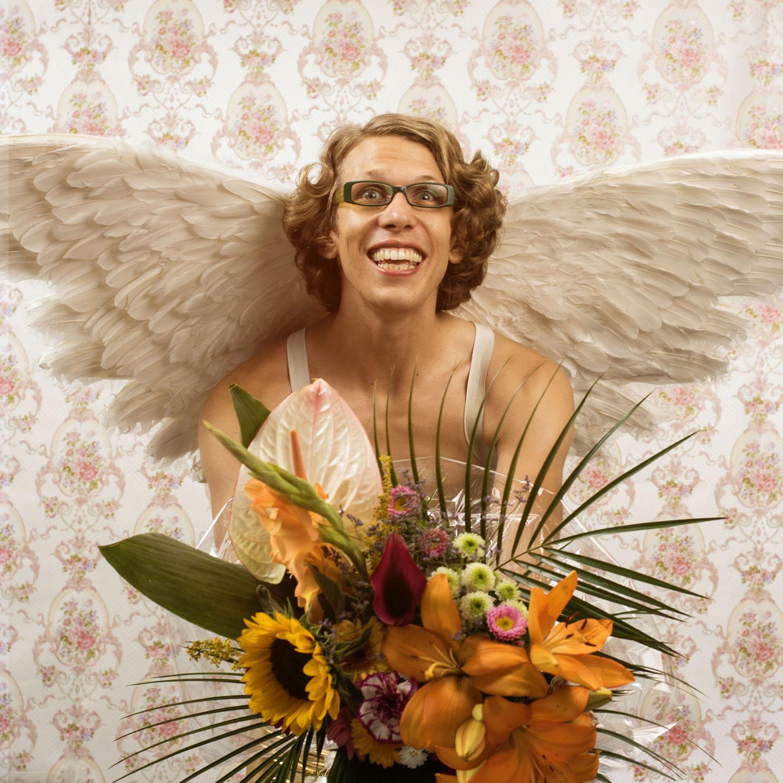 Blonder Engel & die Hedwig Haselrieder Kombo – Ein bunter Strauß aus Liedern
