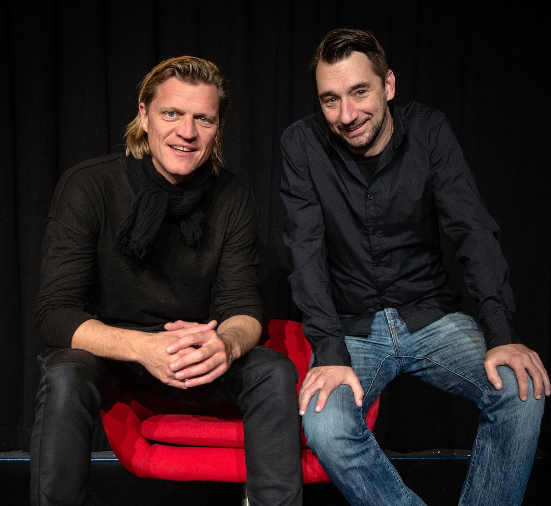 Bernhard Egger – Gery Seidl - Auf dem Roten Stuhl