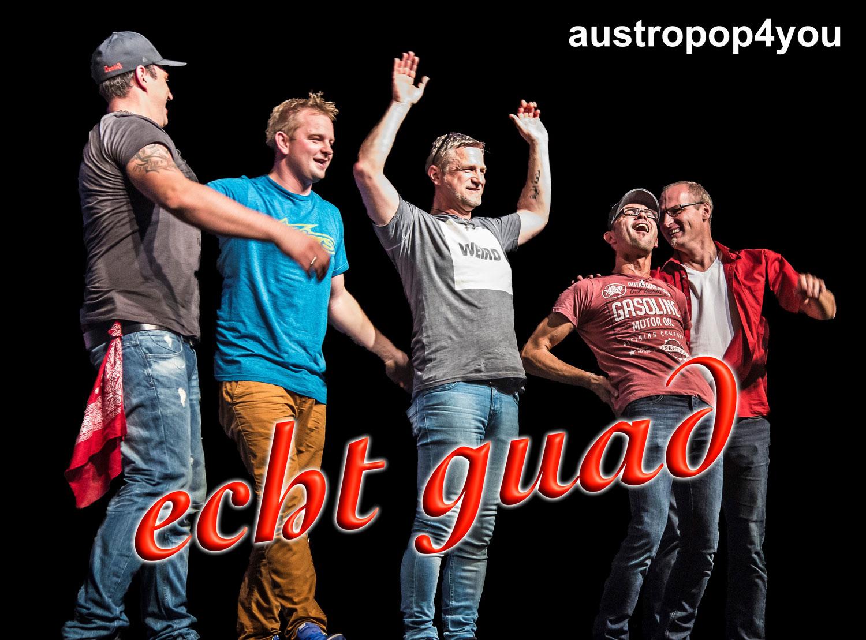 Echt Guad – AustroPop