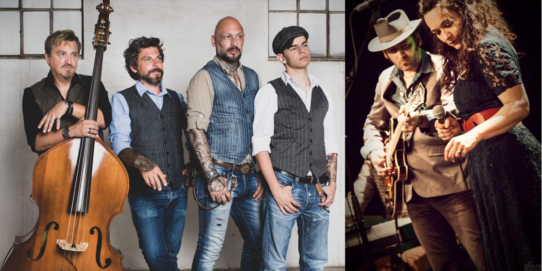 Ridin Dudes / Meena & Chris Fillmore Band – Blues Rock Nacht - Doppelkonzert